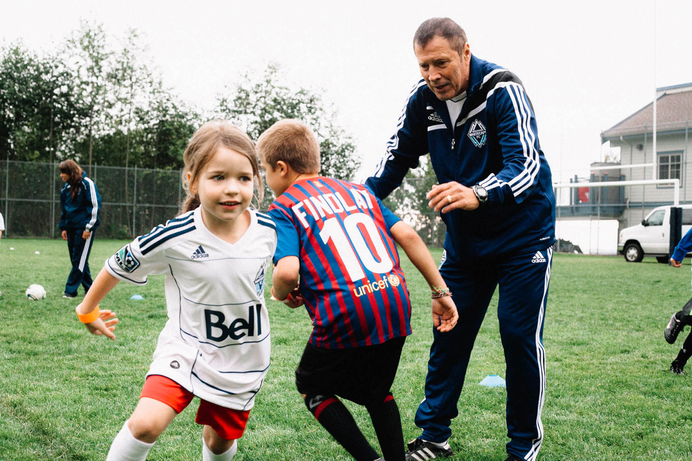 Whitecaps Kids Camp